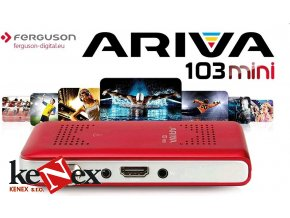 ferguson ariva 103 mini digitalni full hd satelitni prijimac